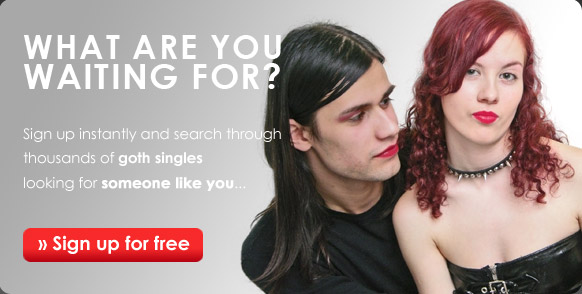 free goth local dating